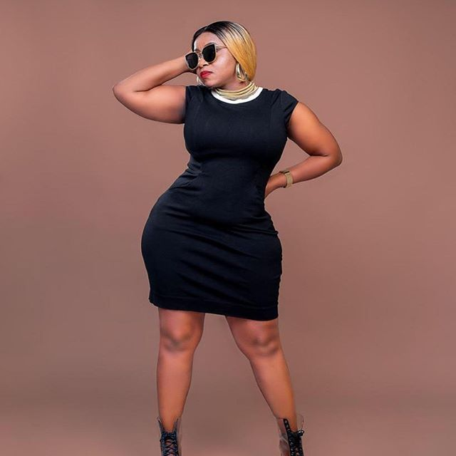 #WCW Sandra Ndebele Looking HOT in new Pictures