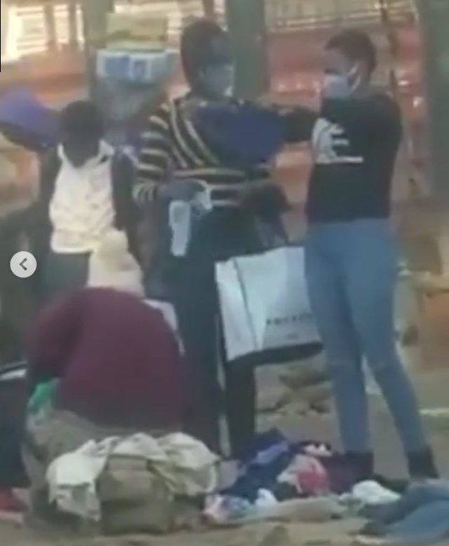 Slay Queens Buying Second Hand Underwear From 'Mabhero' Video Goes Viral