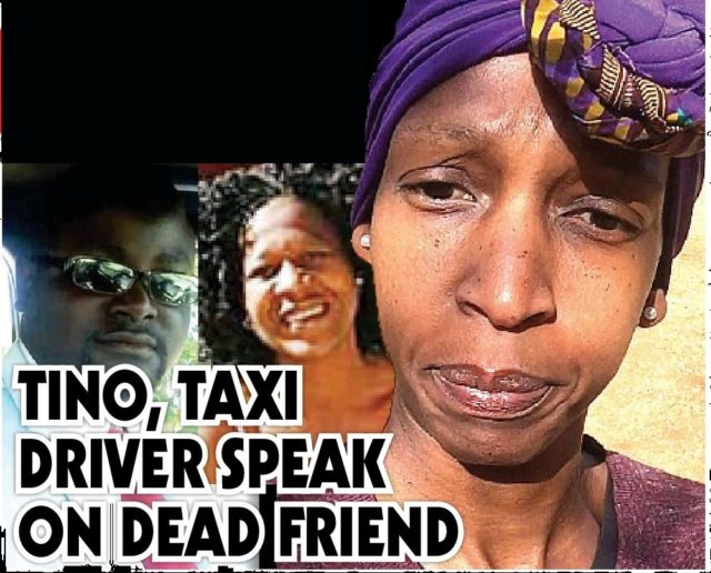Taxi driver who was hired by Tino Katsande Speaks