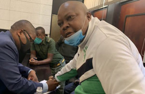 Job Sikhala detained in Chikurubi's D Class which is for death row inmates