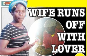 """""""He was coming home late"""" ...Wife runs off to lover"""