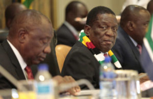 """""""South Africa is the youngest State in our region"""", they cannot intervene in Zimbabwe"""