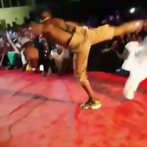 Jah Master apologies For Kicking A Fan On Stage!