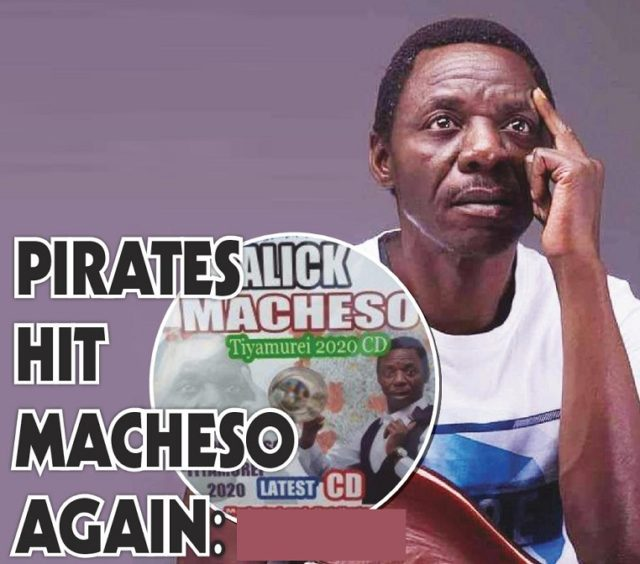 Pirates Hits Macheso Again!