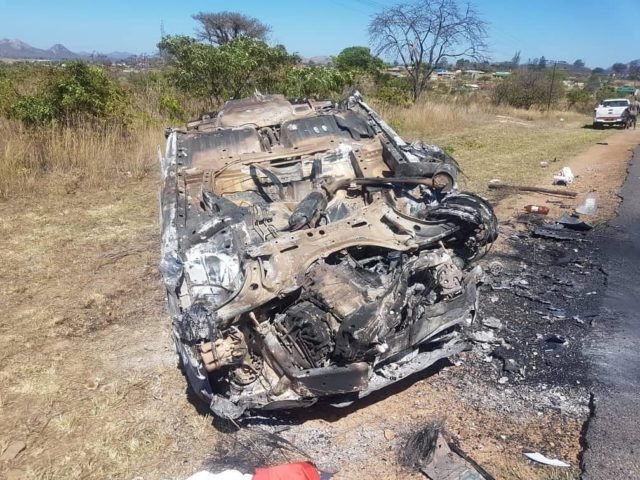 Wife celebrates As hubby dies in a horror accident with Girlfriend