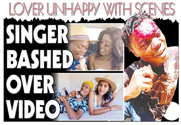 Singer Bashed By Lover Over Video Scenes!