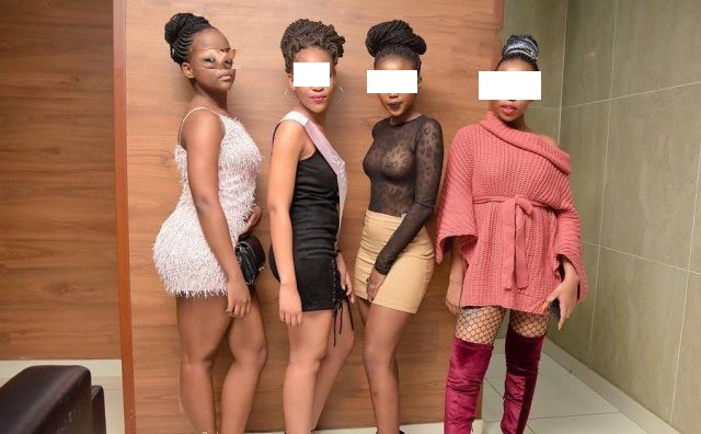 Zim slay queens reveal whose side chicks they are! - Video