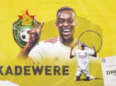 Kadewere continues to get raving reviews in Europe