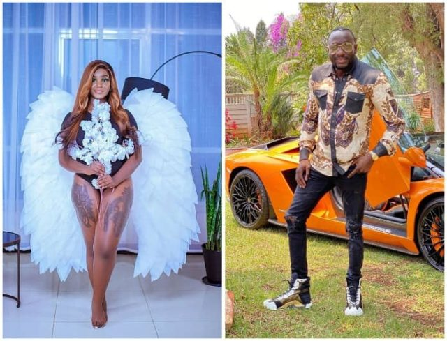 Kenyan Model claims she is 2 months pregnant for Ginimbi