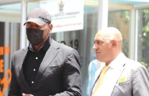 Mugabe's son in law 'Simba' faces fresh charges
