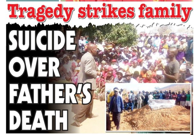 Man Commits Suicide Over Father's Death!