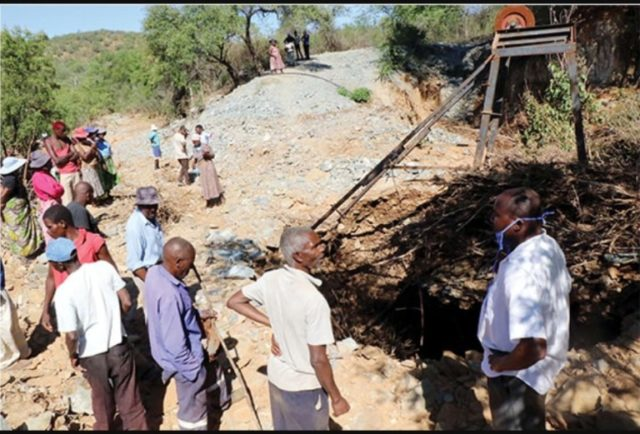 Another tragedy strikes as Six Perish in Mine Collapse