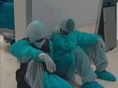 The frontline Workers! - Keep them in your prayers