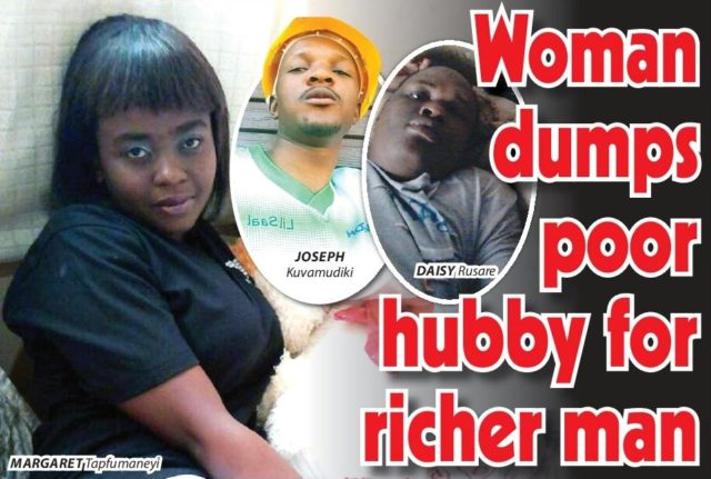 'He only paid RTGS$5 bride price' - Man dumped for being poor