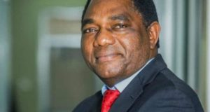 Zambia's Opposition Leader Says Sacking Health Minister Came ' A Little Too Late'