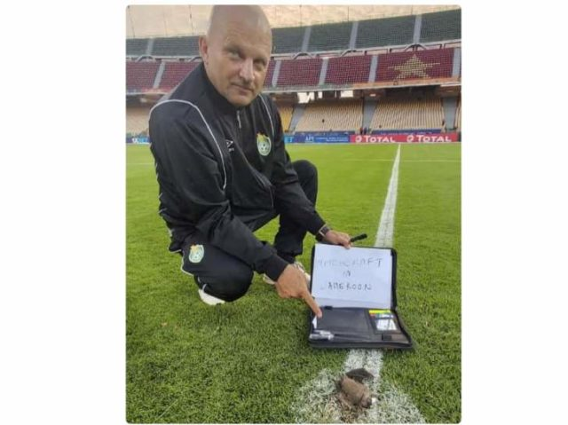 (CAF) Confederation of African Football has said they are investigating witchcraft/juju allegations raised by Warriors coach Zdravko Logarusic.