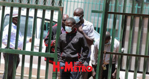 Mental patient nabbed for robbery