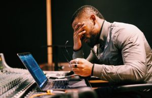 Prince Kaybee in tears as fan give thanks for helping him graduate
