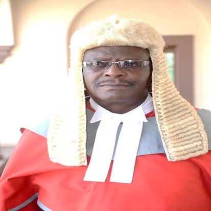 Drama as Justice Mabhikwa's jilted lover leaks his N#DES to a Judges WhatsApp group