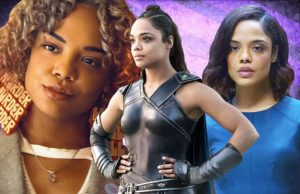 """""""I became an adult in 2020"""" says Tessa Thompson"""
