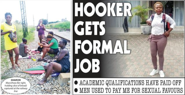 Ex Thigh Vendor with 12 points at A' Level gets formal job