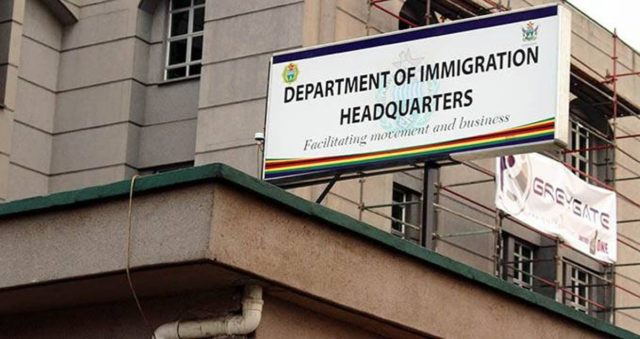 zimbabwe-immigration offices