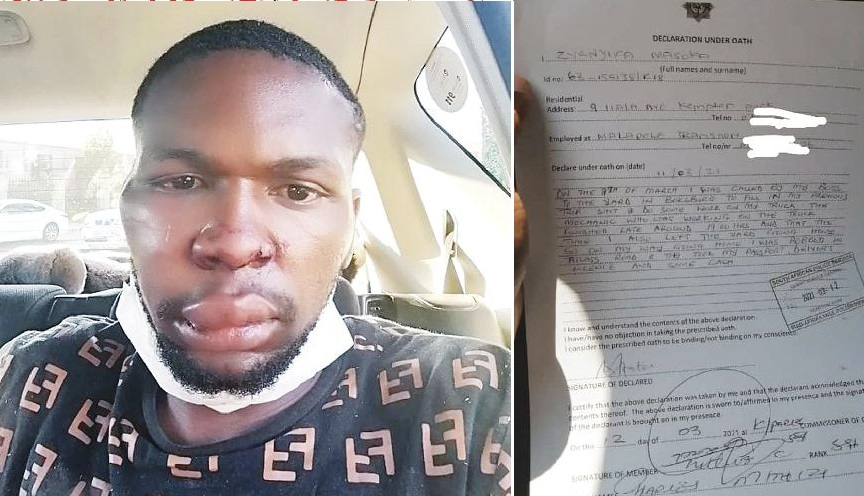 Zim Promoter mugged in South Africa!