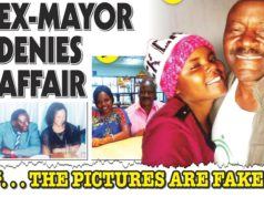 Former Mayor, mistress pictures leak, goes viral!