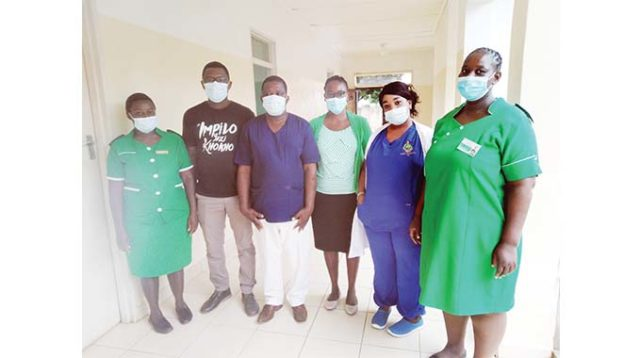 Vaccinating President Mnangagwa - fear coupled staff speak out