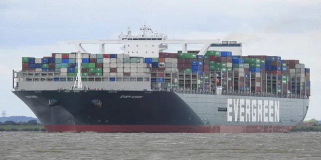 Global Fuel Prices Expected To Rise After Massive Ship Blocked Suez Canal