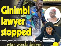 Ginimbi's Lawyer Stopped...Estate Wrangle Deepens!
