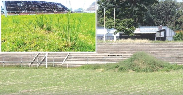 Harare Stadiums Crisis!