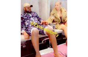 Controversial Prophet 'Jay Israel' spotted having nice time with a Slay Queen!