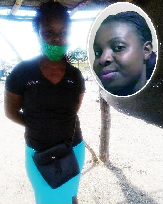 Woman Soils Self After Being Slapped By ZRP Officer...