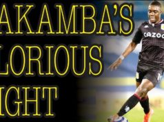 Nakamba's Glorious Marvelous Night!