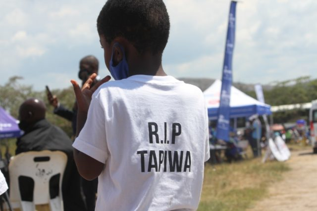 Why Tapiwa's family rejected 'state assisted funeral'!