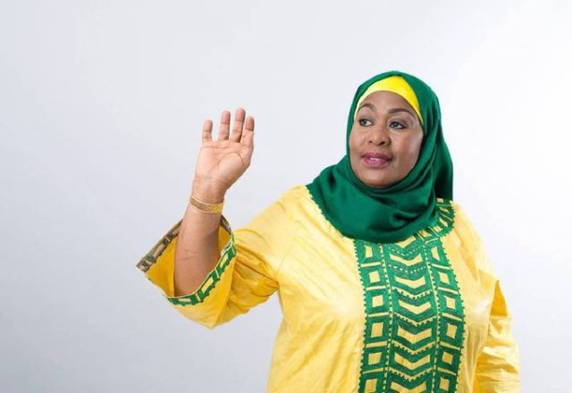 Tanzania Set To Get Suluhu As Its 1st Female President