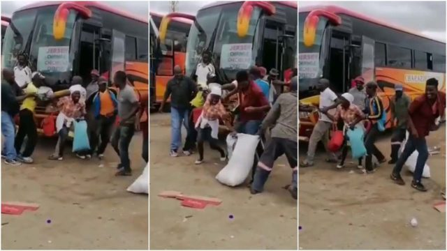 It Ends In Tears For Touts Who Harassed Woman