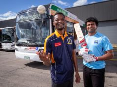 FROM CRICKETER TO BUS DRIVER