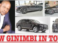 New Mbinga in town, buys 2 Bentleys at once