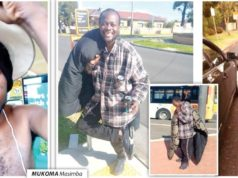 Socialite forced into 'thigh vending'!