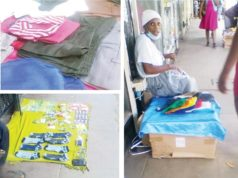 Vendors back in Harare CBD!