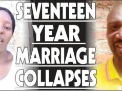 SEVENTEEN YEAR MARRIAGE COLLAPSES