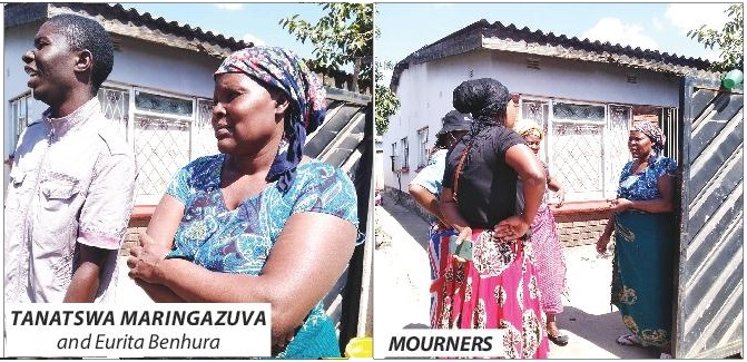 Death at a funeral ...Neighbor Falls To Death - ZiMetro News