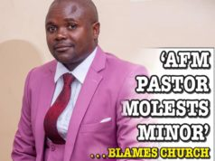 """AFM Pastor Molest Minor""...Blames Church Factionalism"