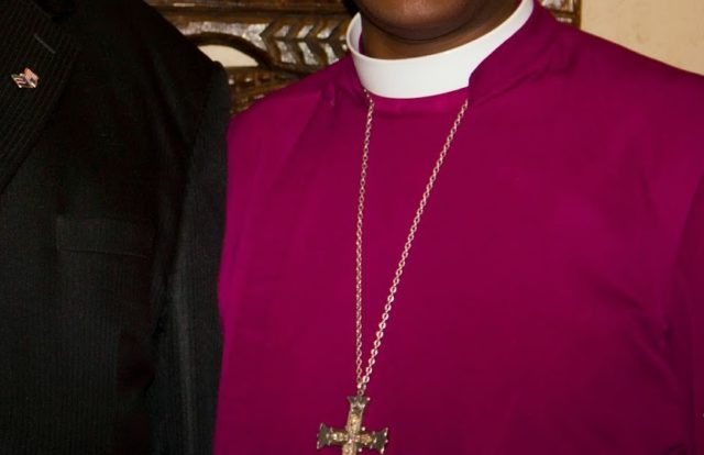 Anglican priest raped by fellow mjolo-loving Priest