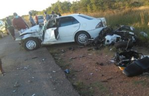 Zimbabwe First Lady's Biker Crashes And Dies In Motorcade Accident