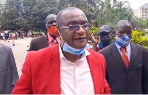 Mwonzora Wary On Zanu PF's Attempts To Capture Opposition Votes