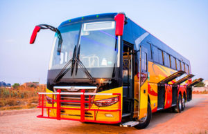 Police Arrests and Impound Smuggling Cross border Buses