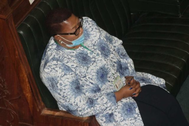 Khupe Faces Mwonzora Backlash After Rebellion In Parliament